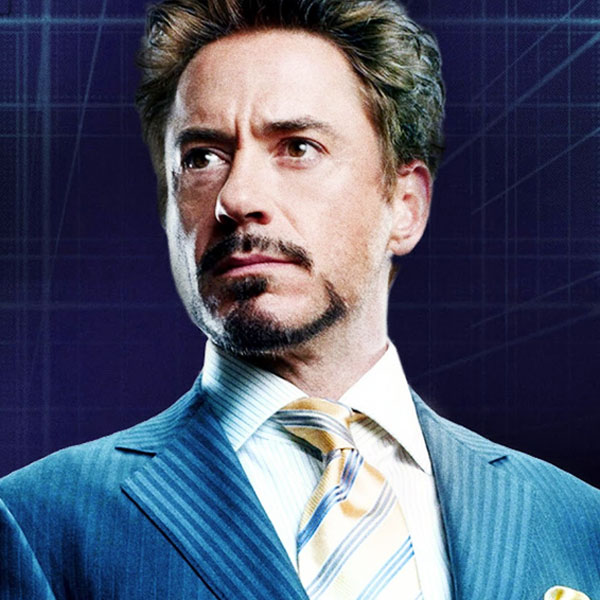 Robert Downy Jr Enfusion Brand Inspiration By Quillor